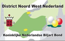banner KNBB District Noord West Nederland 1